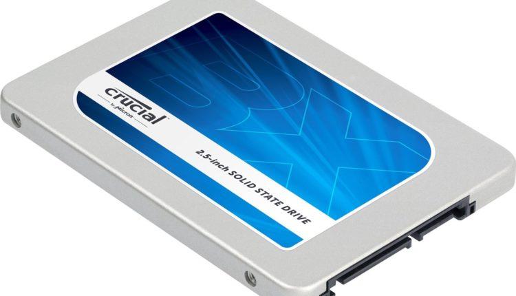 Curcial SSD 240GB