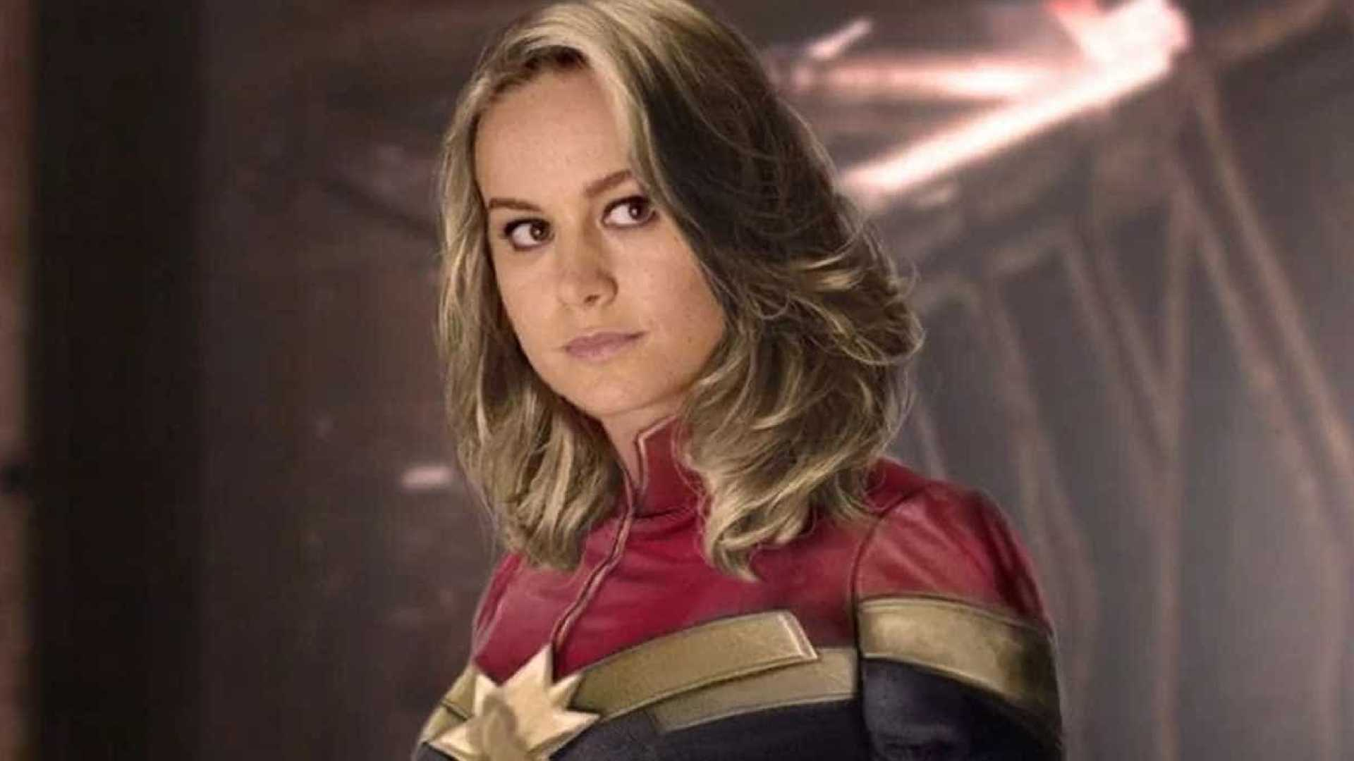 Advances About Captain Marvel Coming Out In March Enkey Magazine
