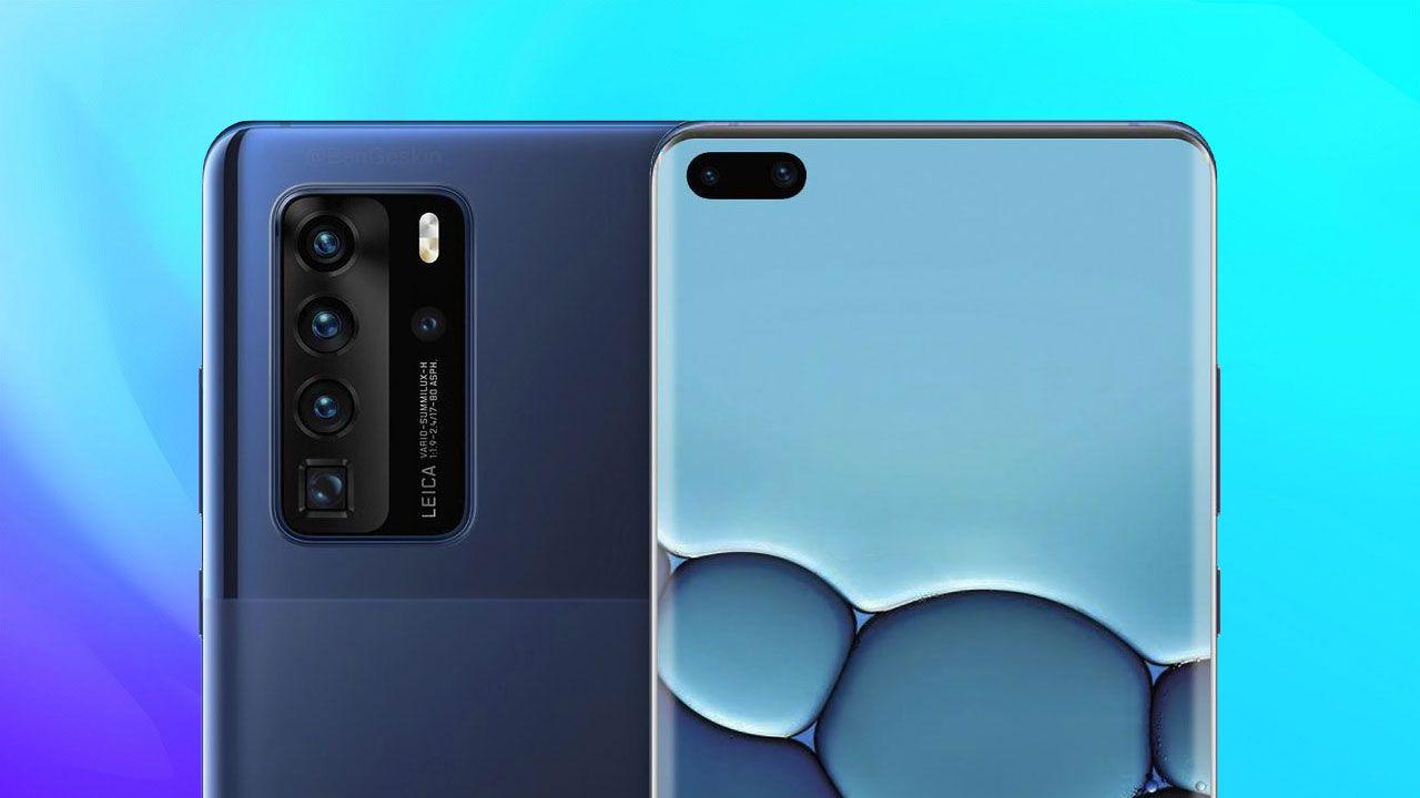 Huawei P40, nuovi leaks e anticipazioni