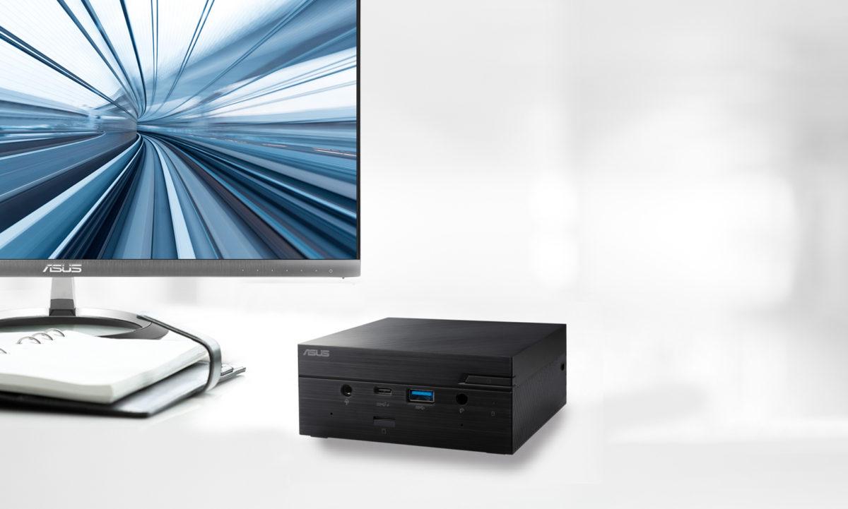 """Asus MiniPC PN62, il nuovo computer """"da viaggio"""" di Asus"""