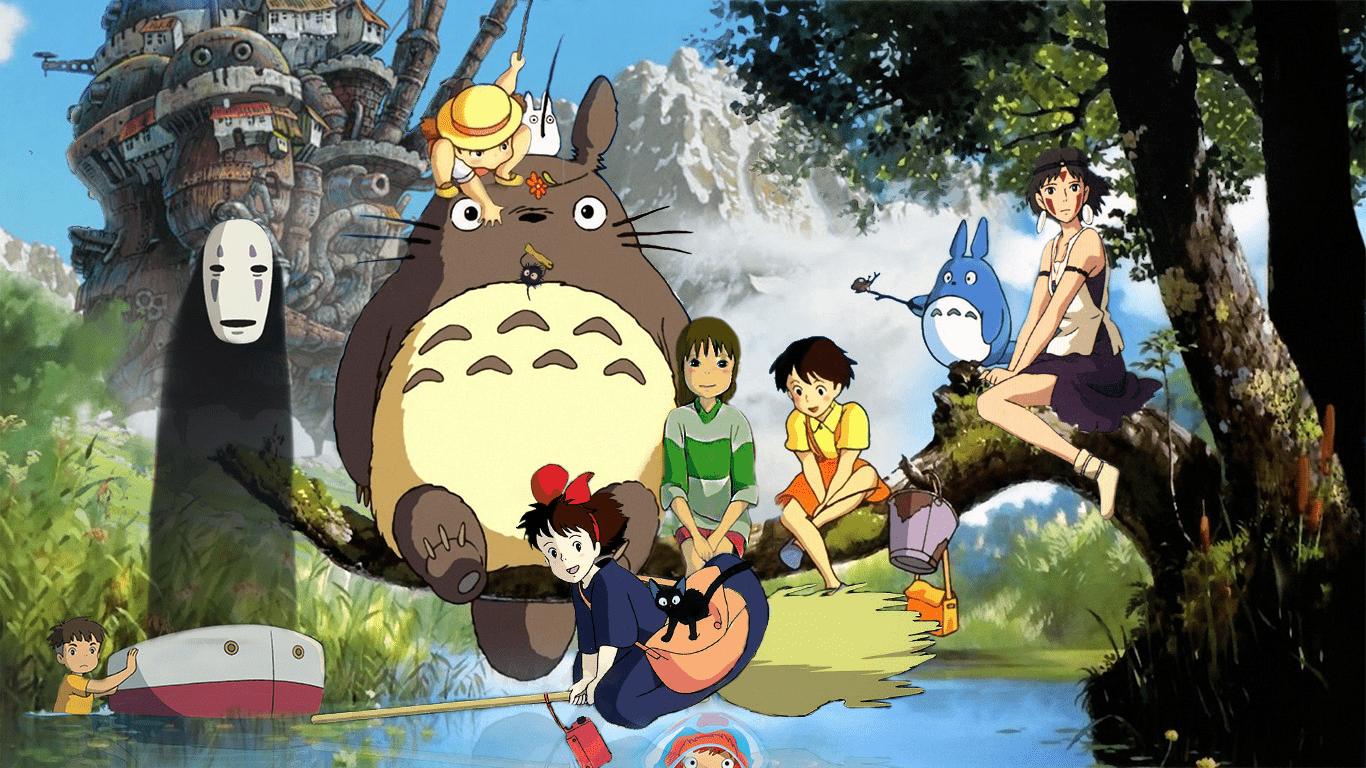 Lo Studio Ghibli conquista Netflix