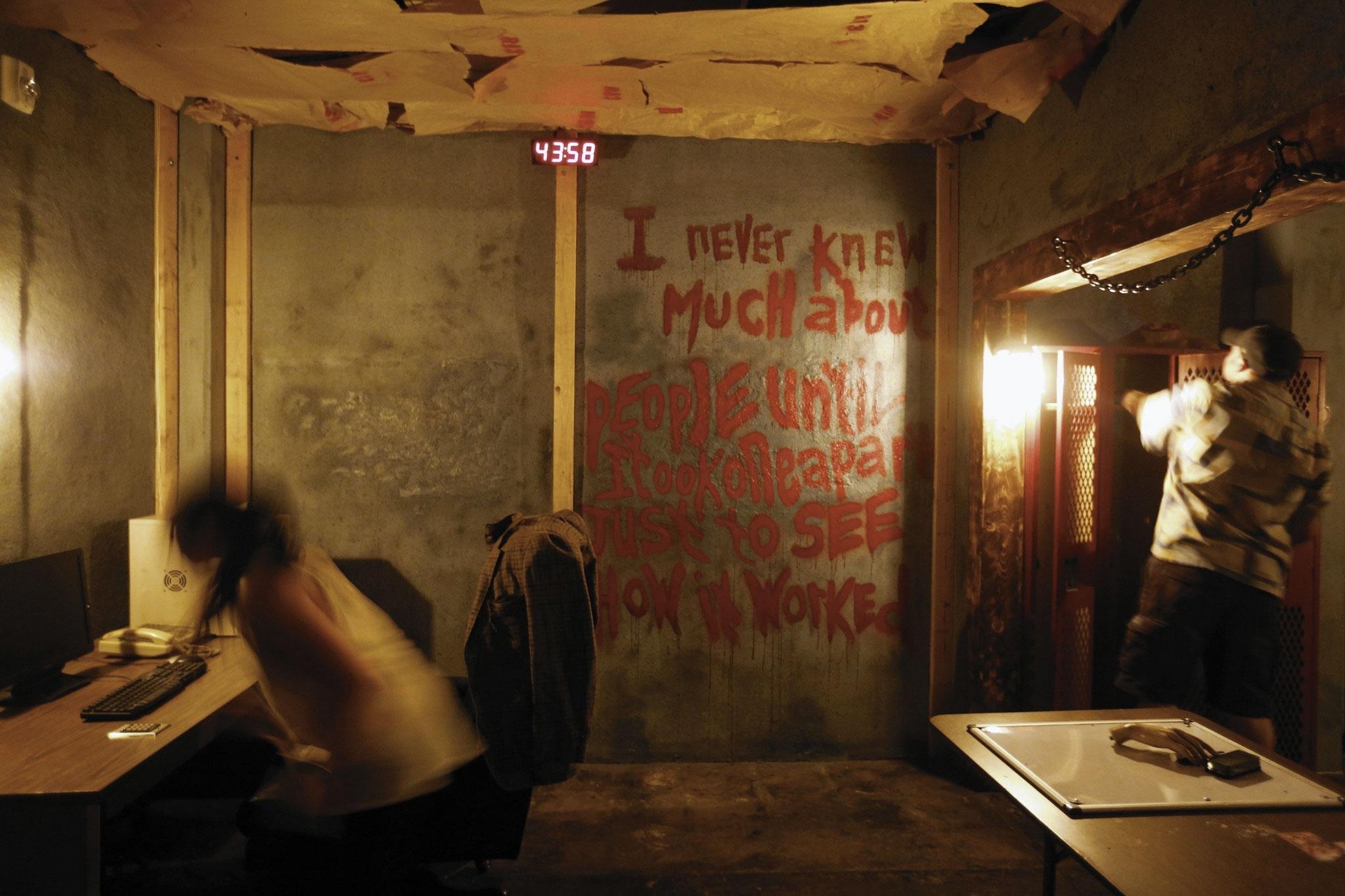 Le escape room arrivano a casa tua